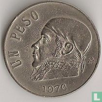 Mexico 1 peso 1976