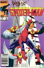 Web of Spider-man 2