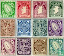 1922 Symbolen van Ierland (IER 6)