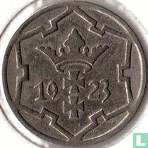 Danzig 5 pfennig 1923