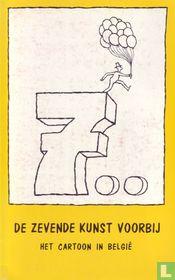 Het cartoon in België