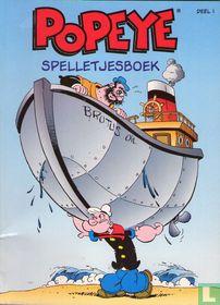 Popeye spelletjesboek deel 1
