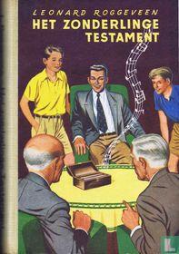 Het zonderlinge testament