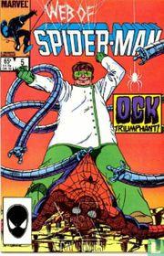 Web of Spider-man 5