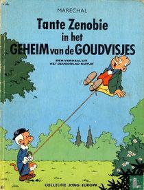 Tante Zenobie in het geheim van de goudvisjes