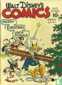 Walt Disney's Comics and Stories 4