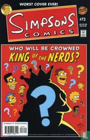 Simpsons Comics 73
