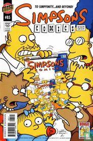 Simpsons Comics 85