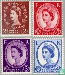 Koningin Elizabeth (Wilding) - Meervoudiger kronen