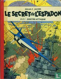 Le secret de l'Espadon - SX1 contre-attaque