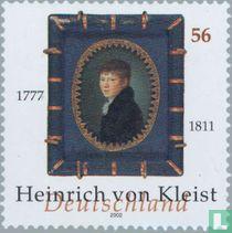 Kleist. Heinrich von 1777-1811