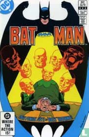 Batman 354