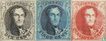 "King Leopold I ""Medallions"""