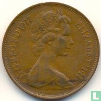 Verenigd Koninkrijk 2 new pence 1977