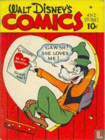Walt Disney's Comics and Stories 5