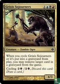 Grixis Sojourners