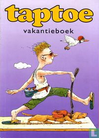 Taptoe vakantieboek 1993