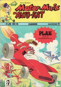 Motot-muis en Auto-kat 9