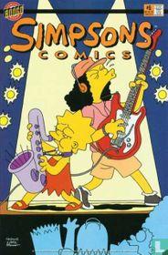 Simpson Comics 6