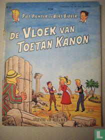 De vloek van Toetan Kanon