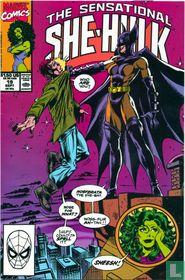 The Sensational She-Hulk 19