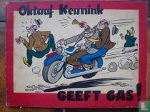 Oktaaf Keunink geeft gas!