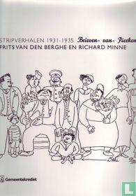 Stripverhalen 1931-1935 - Brieven aan Pierken