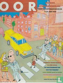 Officieel programmablad voor de Stripdagen Haarlem 1 & 2 juni 1996