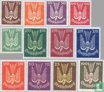 1922 Houten duif (DR 35)