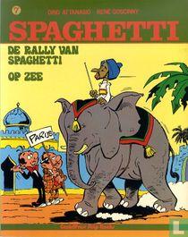 De rally van Spaghetti + Op zee