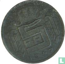 België 5 francs 1947 (FRA)