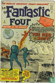 The Fantastic Four Versus the Red Ghost and His Indescribable Super-Apes!