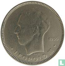 België 5 francs 1936 (FRA)