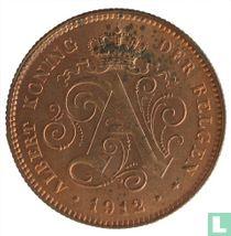België 2 centimes 1912 (NLD)