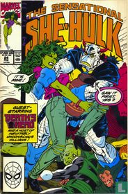The Sensational She-Hulk 24