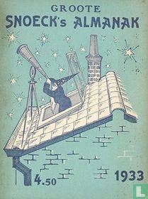 Groote Snoeck's Almanak 1933