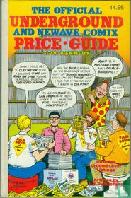 The Official Undergroud and Newave Comix Price-Guide
