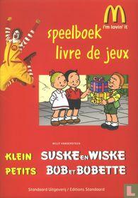 Speelboek/Livre de jeux 2