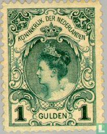 Inauguration Queen Wilhelmina