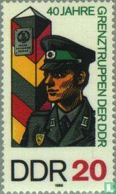 Border Troops 1946-1986