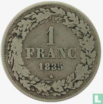 België 1 franc 1835