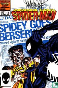 Web of Spider-man 13