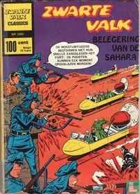 Belegering van de Sahara
