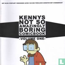 Kennys not so amazingly boring comicbook