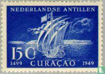 Ontdekking Curaçao
