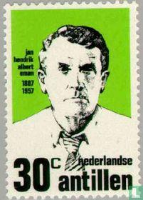 Jan Hendrik Albert Eman