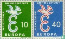 Europa – Letter E and Dove