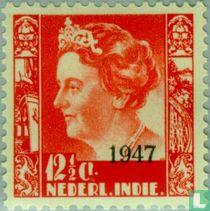 Opdruk '1947'