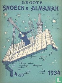 Groote Snoeck's Almanak 1934