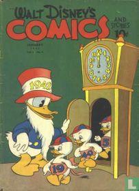 Walt Disney's Comics and Stories 28